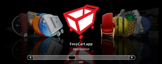 FoxyCart is pretty with Fluid